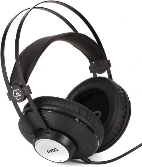 AKG K72 (32 Ohm) uzavřená sluchátka