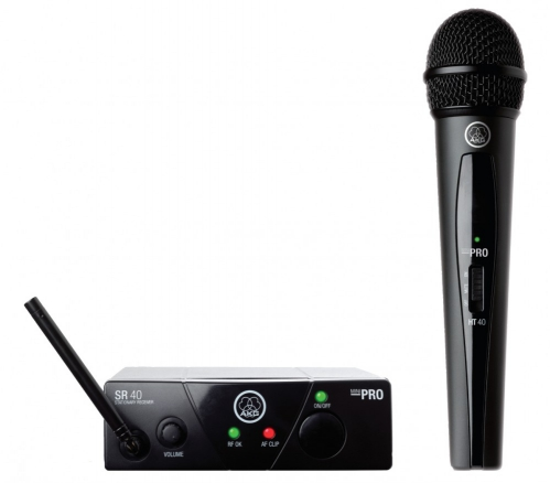 AKG WMS40 mini Vocal Set US25A bezdrátový mikrofon