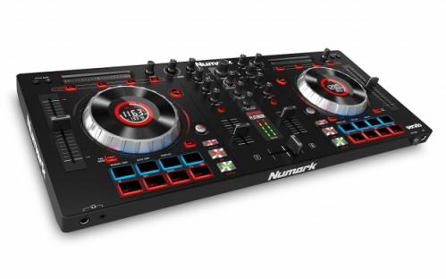 Numark MixTrack Platinum digitální ovladač