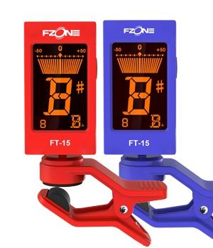 Fzone FT 15BL chromatický tuner