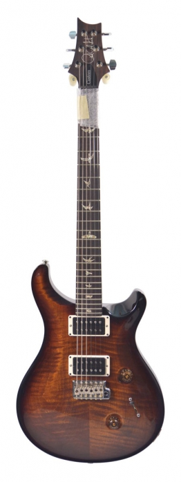 PRS Custom 24 Black Gold Burs elektrická kytara