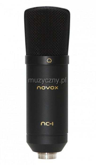 Novox NC-1 USB studio microphone, black