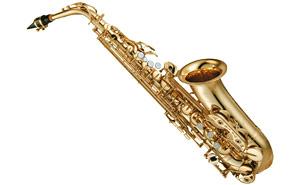 Yamaha YAS 62 02 altový saxofon