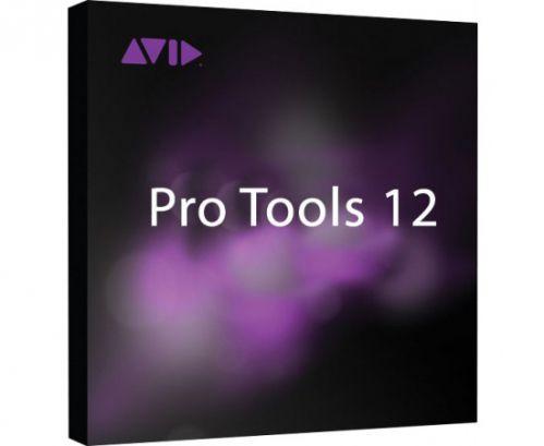 Avid Pro Tools 12 počítačový program