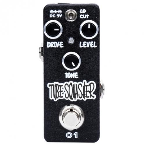 XVive O1 Overdrive Tube Squasher guitar effect