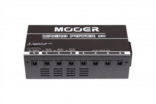 Mooer MPS8 Macro Power zesilovač