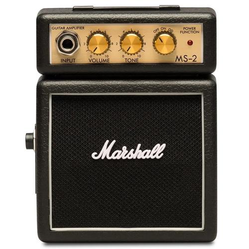 Marshall MS 2 mini kytarový zesilovač
