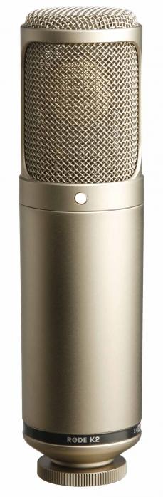 Rode K2 trubice kondenzátorový mikrofon