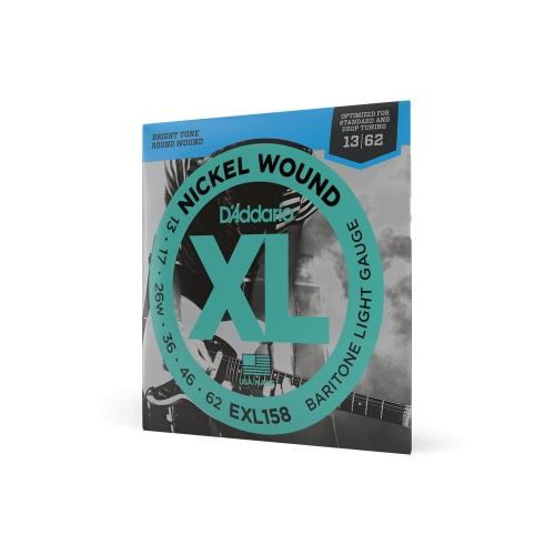 D′Addario EXL 158 struny na elektrickou kytaru