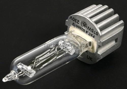 GE HPL 575 230V/575W 1500h  halogenová žárovka