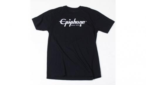 Epiphone Logo T Black Small