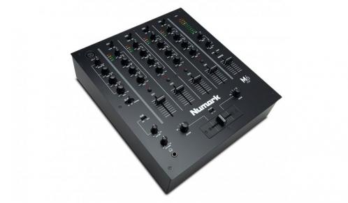 Numark M6 USB Black - 4-kanálový mixážní pult USB