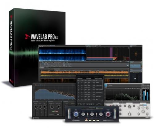 Steinberg Wave Lab 9.5 Pro