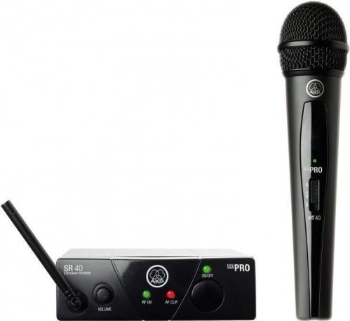AKG WMS40 mini Vocal Set US25C mikrofon bezprzewodowy