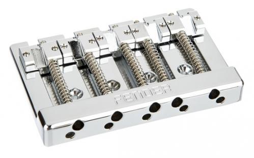 Fender Bridge V Zinc S