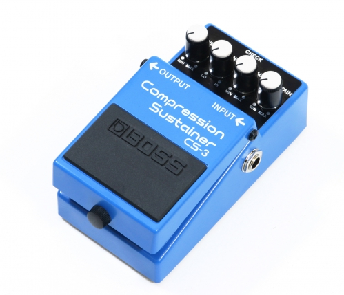 BOSS CS-3 Compression Sustainer kytarový efekt