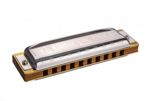 Hohner 532/20MS-E Blues Harp foukací harmonika