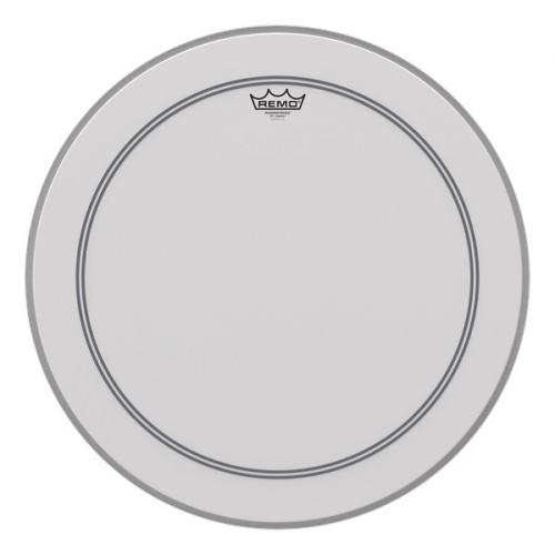 Remo P3-1120-C2 Powerstroke 3 22″ bílá, povlečený, potah na buben