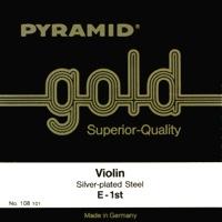 Pyramid 108100 Gold houslové struny