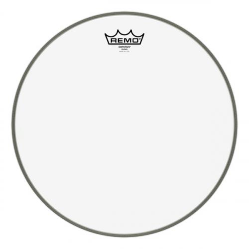 Remo BE-0313-00 Emperor 13″ průhledný, blána na buben