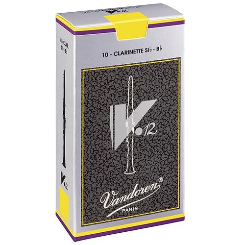 Vandoren V12 3.5 plátek pro klarinet