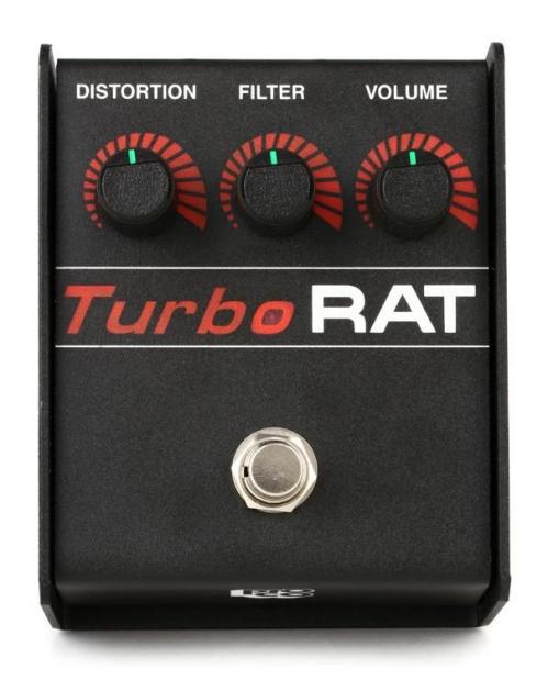 ProCo Turbo Rat kytarový efekt