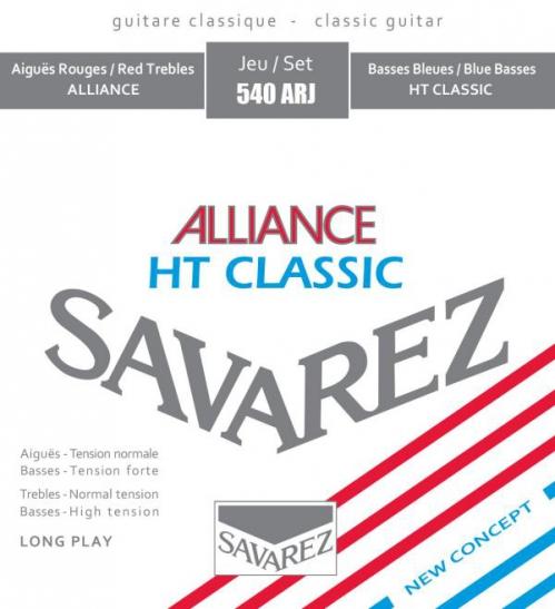 Savarez 540ARJ Alliance HST struny pro klasickou kytaru