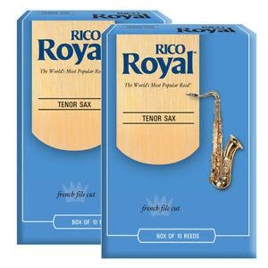 Rico Royal 3.5 plátek pro tenorový saxofon