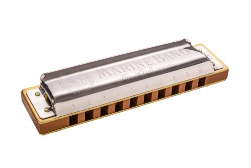 Hohner 1896/20MS-D MarineBand foukací harmonika