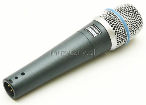 Shure Beta 57 A dynamický mikrofon