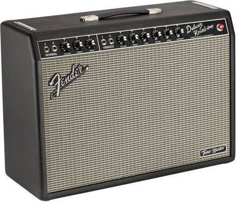 Fender Tone Master Deluxe Reverb guitar amplifier 22W