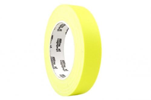 Gafer PG12FYE fluorescent adhesive tape 12mmm x 25m, yellow