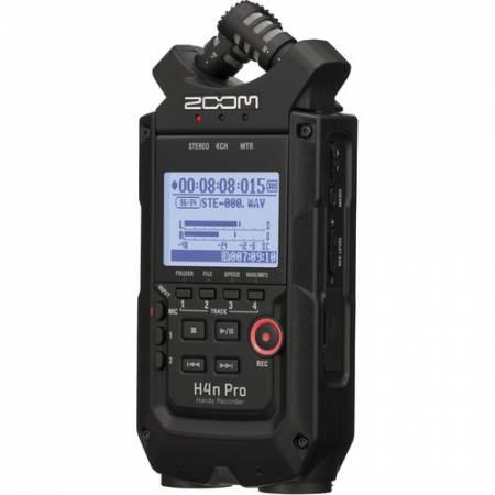 ZooM H4n PRO Black digital recorder