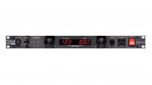 Art PS 4x4 Pro USB dystrybutor zasilania z filtrami i zabezpieczeniami