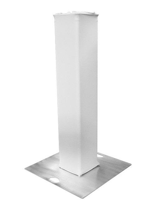 DuraTruss TrussCover 1,5m white B1