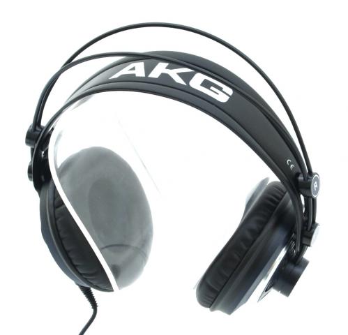 AKG K240 MKII (55 Ohm) polootevřená sluchátka