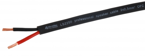 4Audio LS2250 reproduktorový kabel