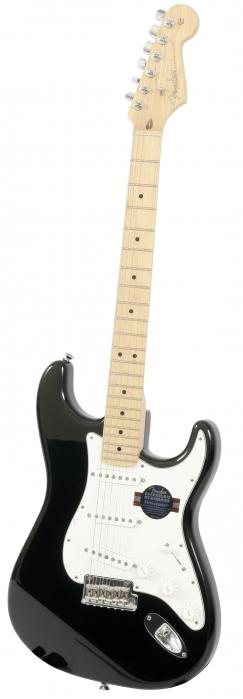 Fender American Stratocaster MN Black elektrická kytara