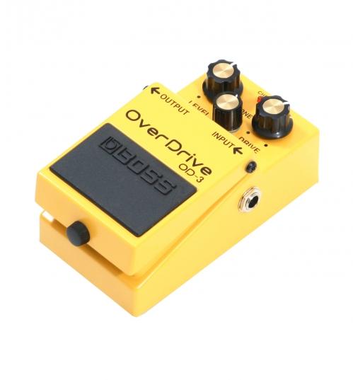 BOSS OD-3 OverDrive kytarový efekt