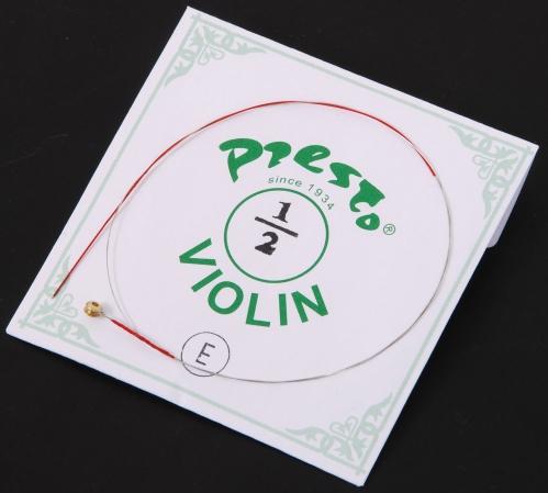 Presto VN1/2 E houslová struna