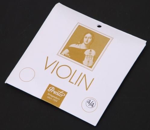 Presto VN4/4 houslové struny