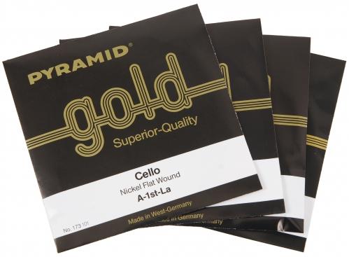 Pyramid 173100 Gold Cello struny