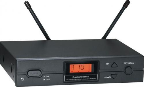 Audio Technica ATW-R2100 přijímač UHF