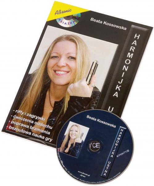 AN Kossowska Beata ″Harmonijka ustna w praktyce″  + CD