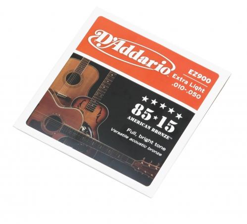 D′Addario EZ 900 struny na akustickou kytaru
