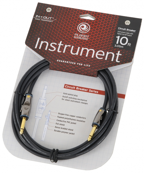 Planet Waves AG10 kytarový kabel