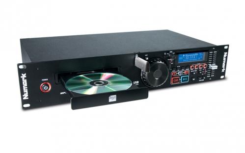 Numark MP-103 USB - jednolůžkový CD přehrávač