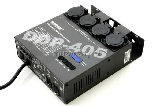 Botex DDP-405 DMX stmívače