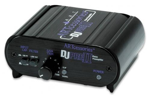 Art DJ PRE II předzesilovač