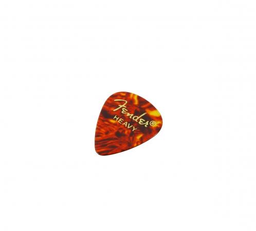 Fender 351 Shell pick heavy kytarové trsátko